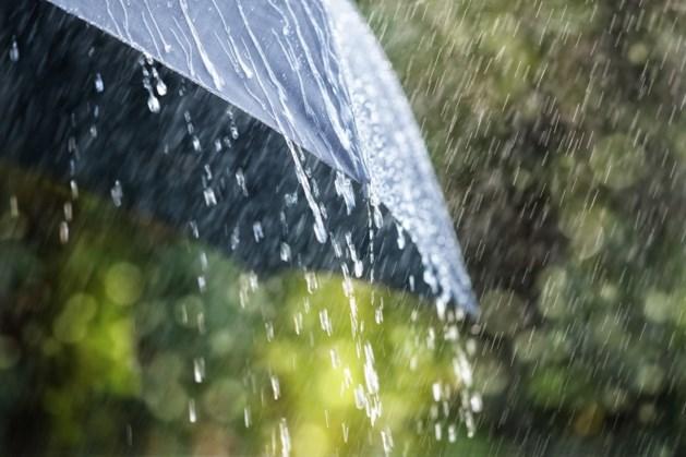 Nog nooit zoveel regen in Maastricht
