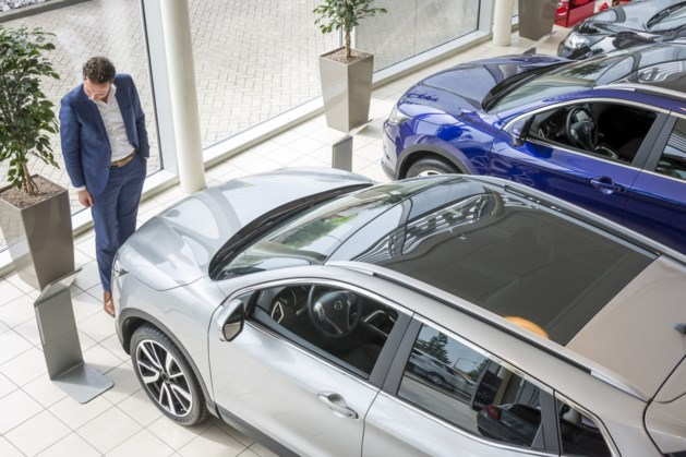 Verkoop van nieuwe auto's blijft sterk stijgen