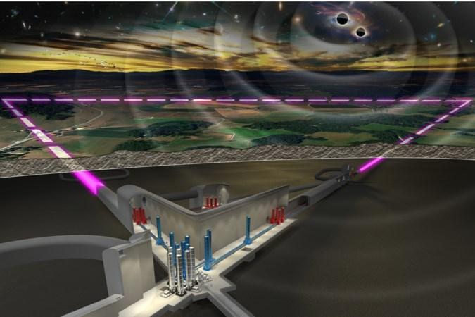 Goedkeuring voor Einstein Telescope: 'dit is een waanzinnig mooie case'