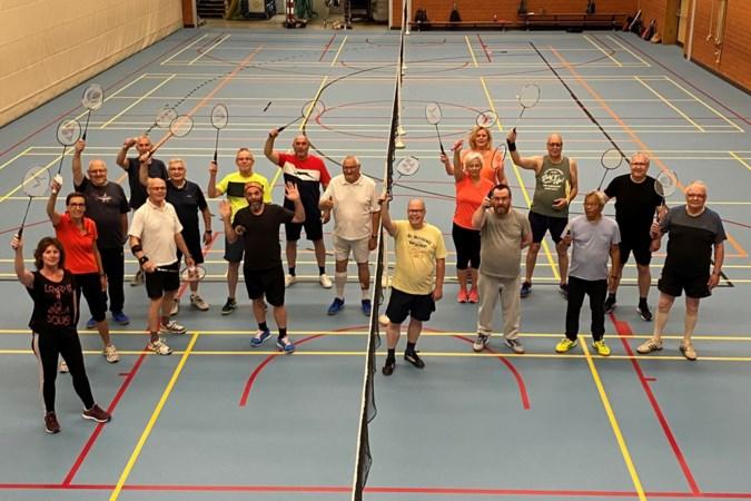 Badmintongroep van Adelante landt in Brunssum: 'Zonder het wekelijkse uitje badminton ligt eenzaamheid op de loer'