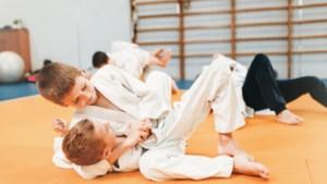 Judoclub Kano uit Houthem komt met tuimeljudo voor kleintjes