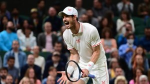 Tennisser Murray weet na winst in vijfsetter weer waar hij het voor doet