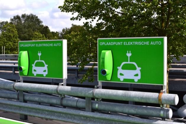 Zeven laadpalen voor elektrische auto's in Leudal