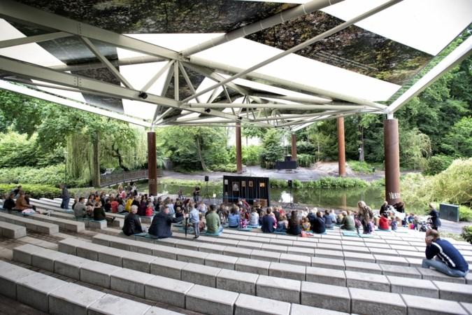 Zachte en droge billen in Brunssum: investering in overkapping voor openluchttheater loont meteen
