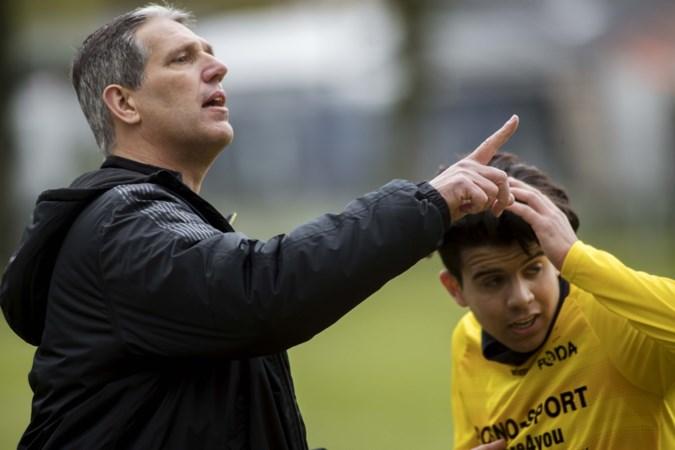 Ruud Hendriks blij met trainerspost bij FC Maasgouw: 'We willen met deze groep weer bovenin meedoen'