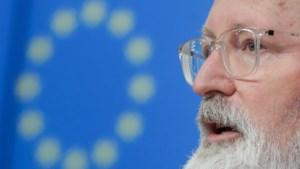 Frans Timmermans - mister Green Deal - geeft gas en is niet bang om op tenen te trappen