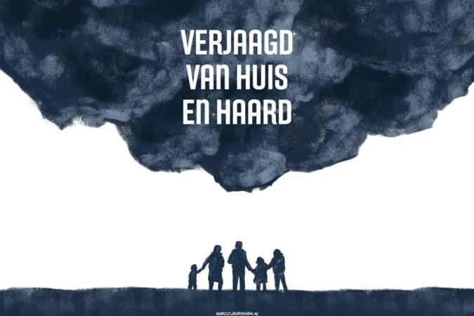 Stel uit Heerlen dat door ruzie met Syrische buurman werd beticht van moslimhaat moest maanden onderduiken: 'We zaten weg te rotten tijdens de feestdagen'