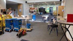 School Susteren niet meer open na stortbui, leerlingen naar andere locaties
