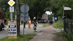 Gasleiding geraakt in Venlo: twee straten afgesloten