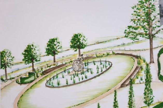 Inloop in Sint Servaas voor tonen ontwerpen Herman Meddensplein en De Joncker in Nunhem