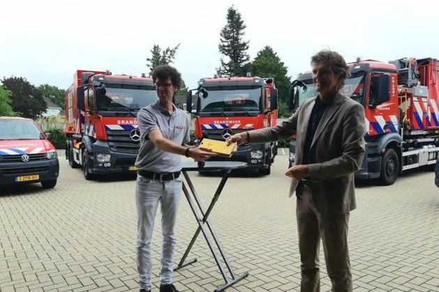 Nieuw materiaal voor waterpeloton brandweerafdeling Limburg-Noord