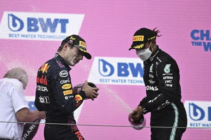 Contractverlenging Hamilton zet transfermarkt op slot en bindt Verstappen nog voor jaren aan Red Bull Racing