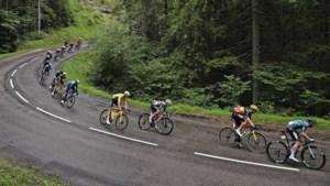 Pogacar rijdt Van der Poel uit het geel, Wout Poels pakt bolletjestrui