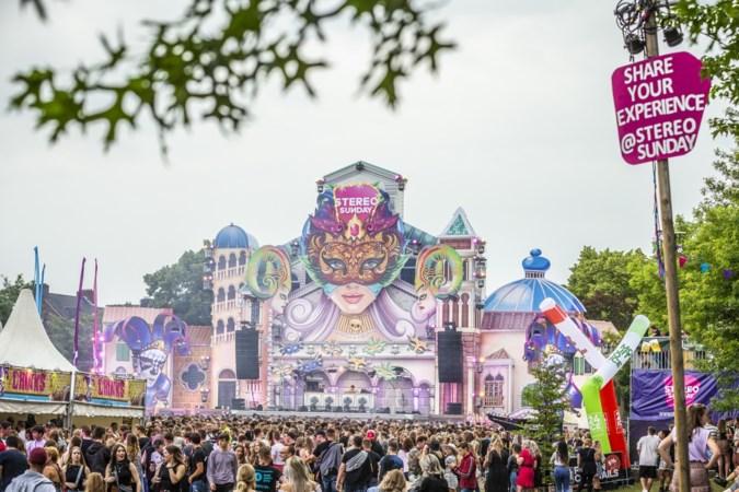 Foto's: Ouderwets genieten op festival Stereo Sunday in Venlo