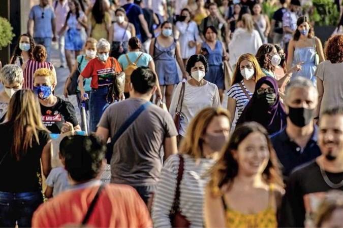 Besmettingscijfers lopen op in Spanje: 'Er heerste een feeststemming'