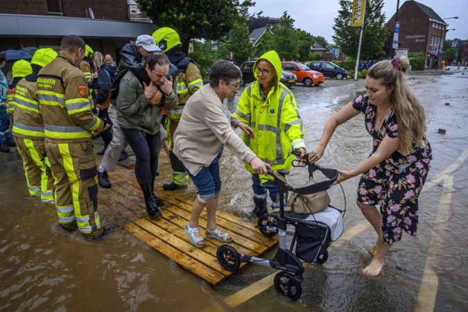 KNMI wil weer lokaler gaan voorspellen na flinke hoosbuien in Limburg