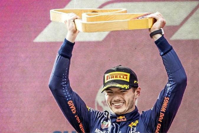 Wie kan Max Verstappen nog stoppen na 'hattrick' aan overwinningen?