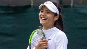 Engeland verliefd op tienersensatie Wimbledon
