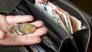 Portemonnee pensionado's lijkt weer veilig