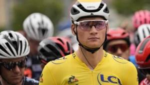 Tour-directeur Prudhomme prijst Van der Poel hemel in: 'Mathieu is ook van ons'