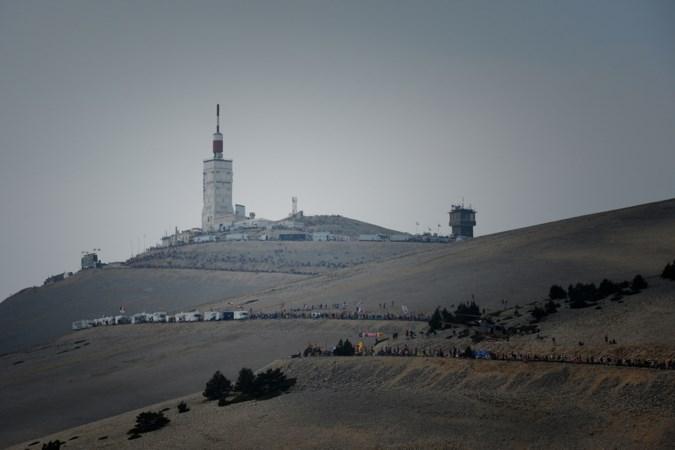 Tourrenners moeten twee keer de Mont Ventoux beklimmen: bibberen voor de kale reus