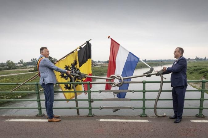 Renovatie Maasbrug tussen Maaseik en Roosteren