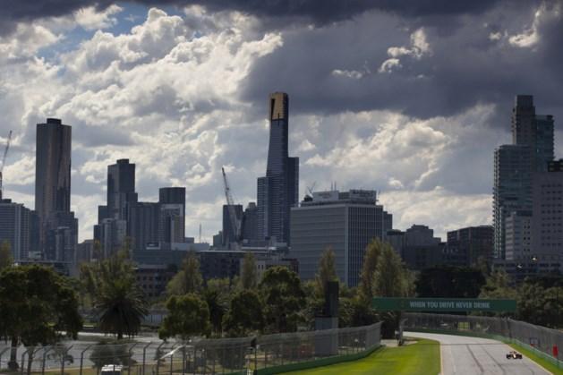 Formule 1-race in Australië opnieuw geschrapt