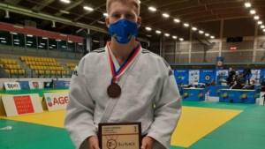 Hercules-judoka Joës Schell pakt brons op Europacup in Teplice