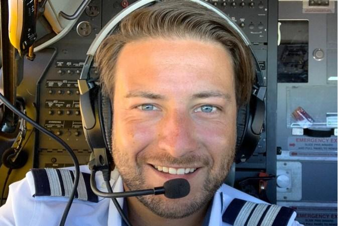 Maastrichtse piloot gaat viral: Morris (30) verloor zijn baan door corona, werd maaltijdbezorger, volgde nieuwe opleiding en werkt nu weer als piloot