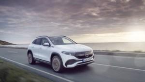 Mercedes-Benz EQA: oogsten nu het kan