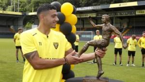 Giakoumakis hoopt nieuwe club snel bekend te maken: 'Ik zie mezelf wel weer in de eredivisie spelen'