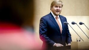 Koning noemt neerschieten Peter R. de Vries 'aanslag op rechtsstaat'