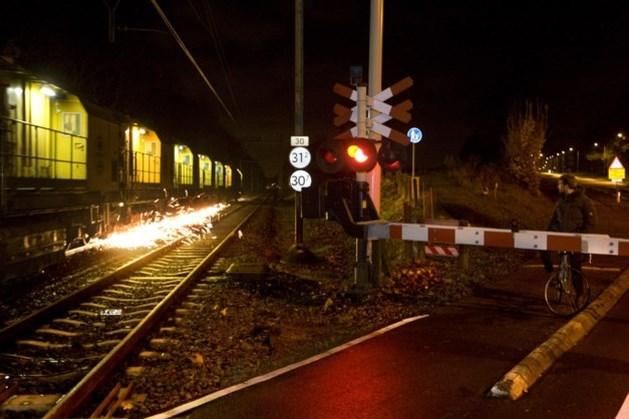 Slijpwerkzaamheden aan spoor tussen Eijsden en Maastricht, mogelijk overlast