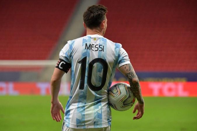 Aan de andere kant van de wereld kijkt men reikhalzend uit naar Superclásico: dé kans voor Messi op prijs met Argentinië