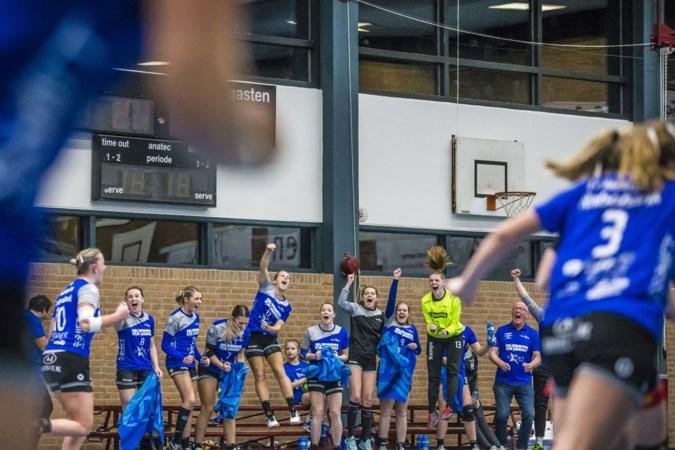 Handbalsters Venlo voor het eerst in clubhistorie Europa in