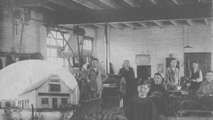'De Morgen' maakte pruimtabak in Beek, het toenmalige centrum van de sigarenindustrie