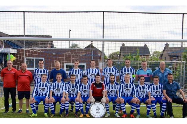 Roel Wagemans (40) stopt na 36 jaar voetballen nu definitief bij Urmondia