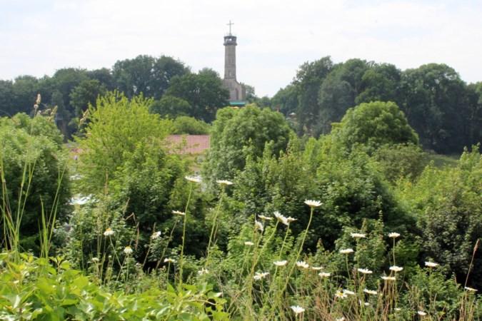 Steil voetpad naar Wilhelminatoren voor flink bedrag op de schop: bij plensbuien verandert het in waterval