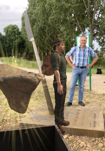 Op pad als archeoloog in Limburg