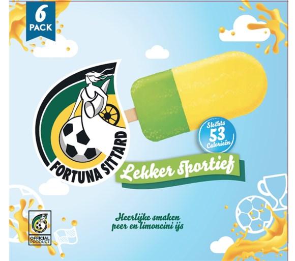 Fortuna Sittard krijgt eigen ijsje