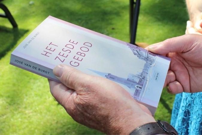 Debuutroman Het zesde gebod vertelt over de wijk in Geleen waar schrijfster José van de Burgt opgroeide
