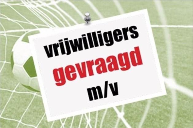 Vrijwilligersteam van RKVV Rimburg zoekt versterking