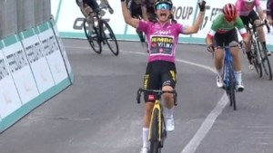 Marianne Vos pakt haar dertigste etappezege in Giro d'Italia