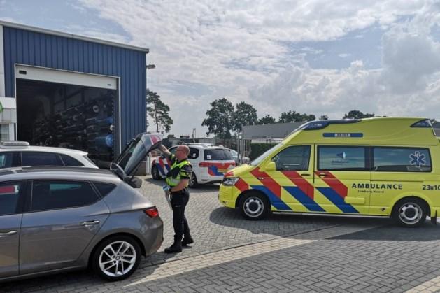 Gewonde na steekincident bij bedrijf in Herkenbosch
