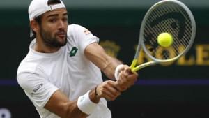 Berrettini klopt Hurkacz en bereikt finale Wimbledon