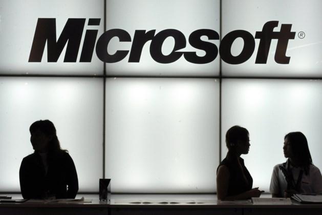 Microsoft wil personeel tevreden houden: iedereen een bonus van 1500 dollar