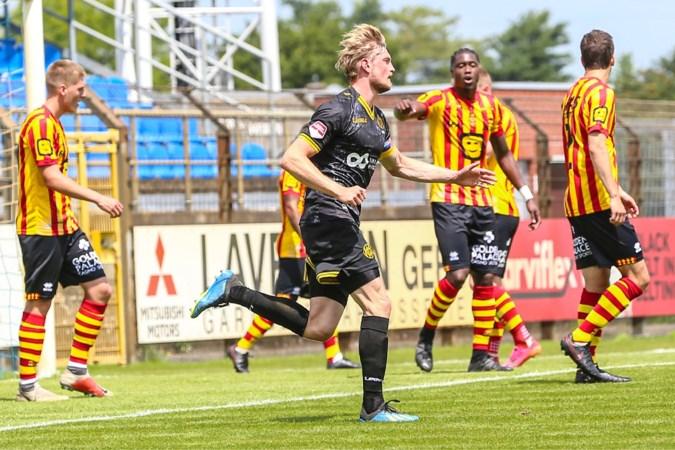 Roda speelt gelijk tegen Mechelen in eerste serieuze test