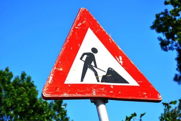 Hinder voor verkeer door werkzaamheden aan Nansenstraat en Columbusstraat in Heerlen