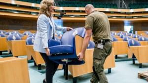 Renovatie Binnenhof valt weer fors duurder uit