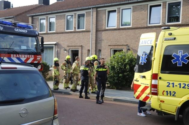 Bewoner loopt brandwonden op bij ongeluk met oven in Gennep
